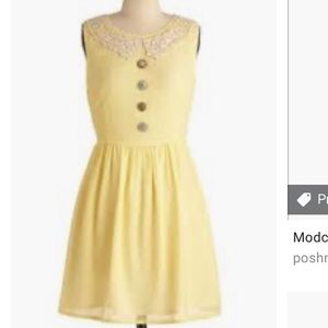 💛ModCloth For The Butter Dress 💛